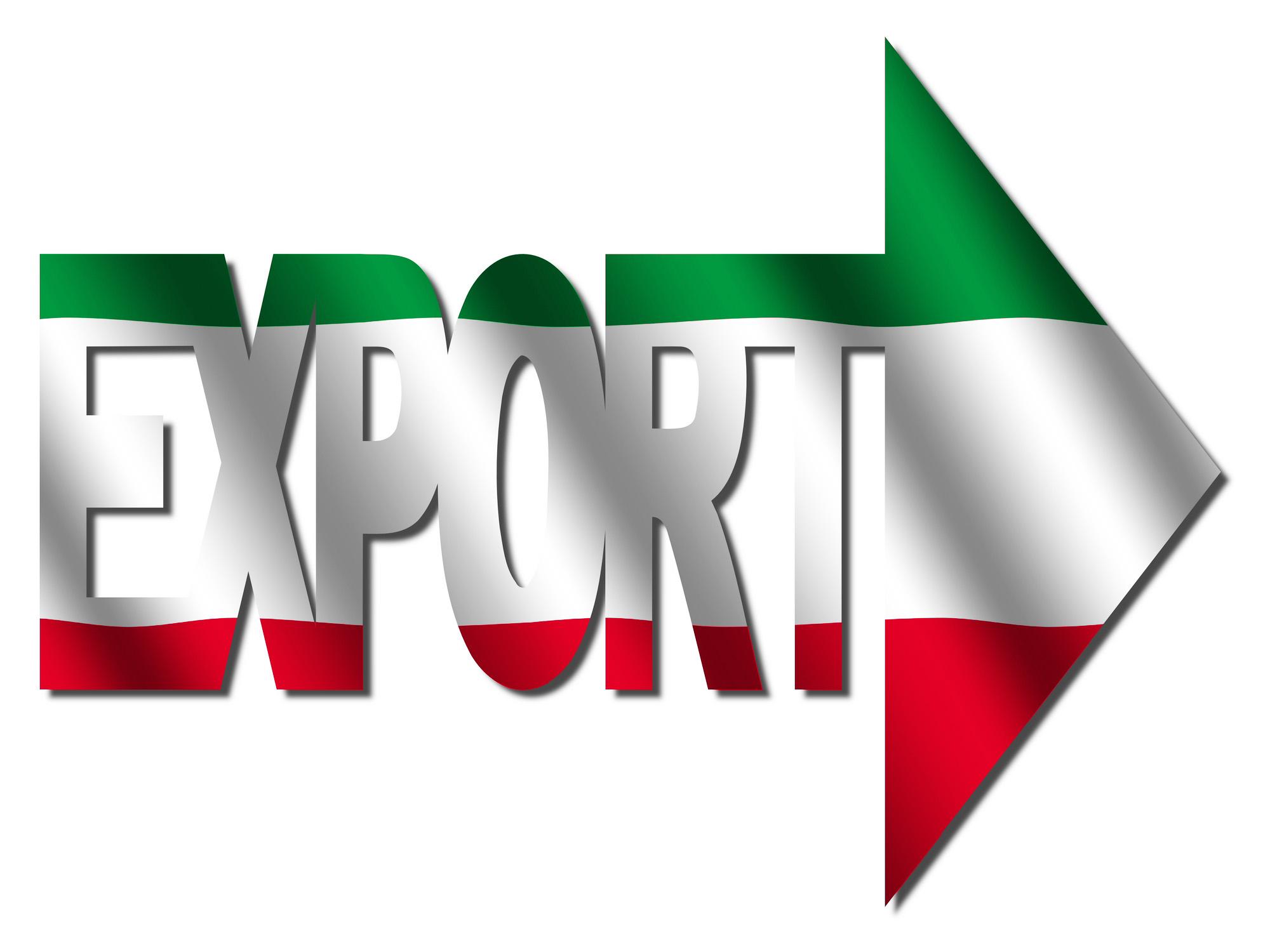 Export bio italiano