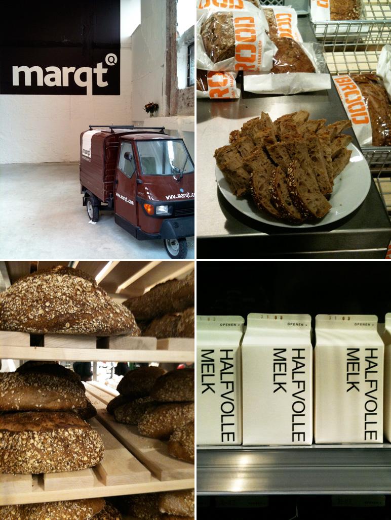 Marqt, ce n'est pas seulement une marché bio